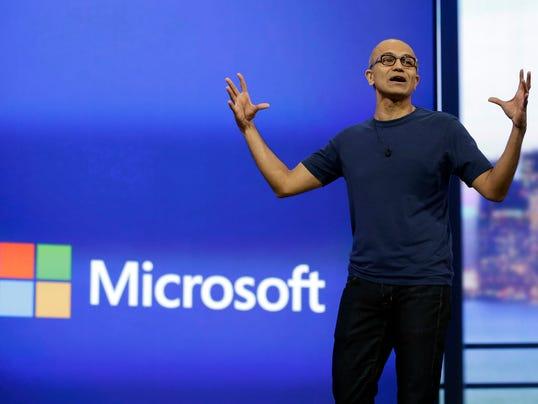 AP Microsoft Build Conference