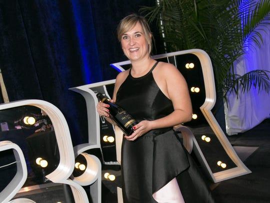 Marta Delfa, brand ambassador from the featured vintner, Bodegas Torres.