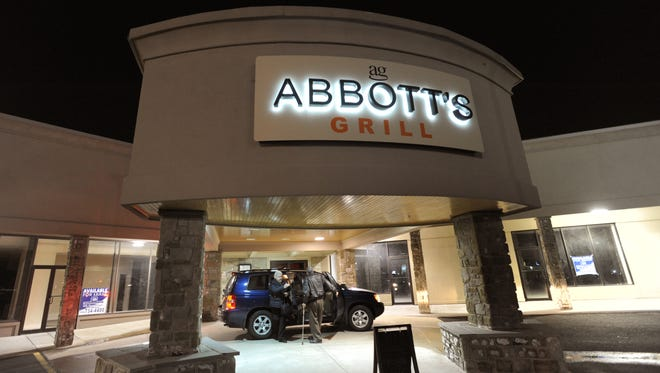 Bald Jason's Pub at Abbott's Grill in Milford  is the place to unwind during happy hour from 3-6 p.m.