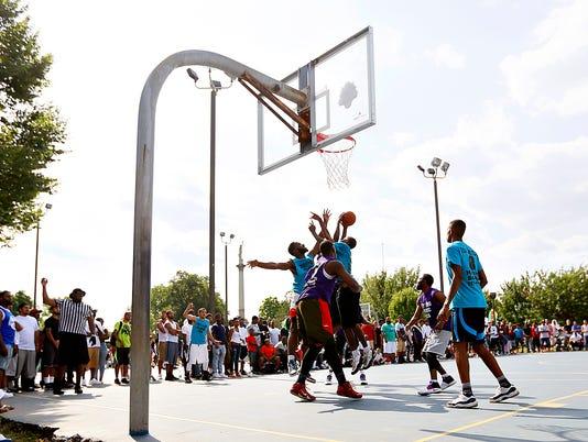 Trey & Boo Classic Basketball Tournament