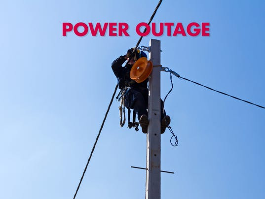#stockphoto - power outage