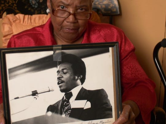 """The documentary film """"Marvin Booker Was Murdered"""" screens Saturday at the Clayborn Temple."""