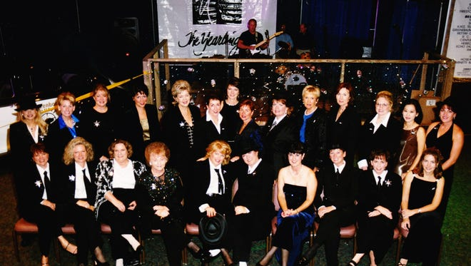 The Yearlings, a volunteer women's organization, will celebrate its 30th anniversary with a wine tasting at Lexus RiverCenter in Covington. Shown here in 2007, The Yearlings have given more than $860,000 to charities and scholarships that benefit people in the region.