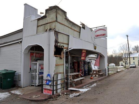 stoneburner's grocery store