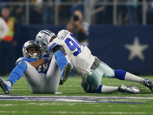 NFL: Detroit Lions at Dallas Cowboys