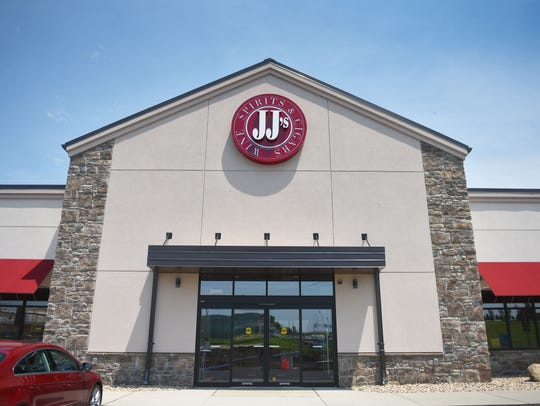JJ's Wine, Spirit and Cigars new location at 3000 W. 57th St.