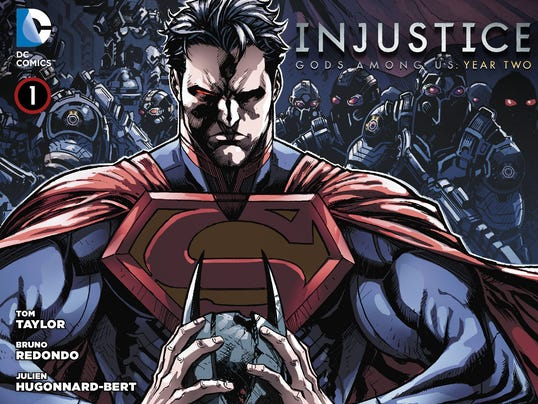 Injustice Year Two