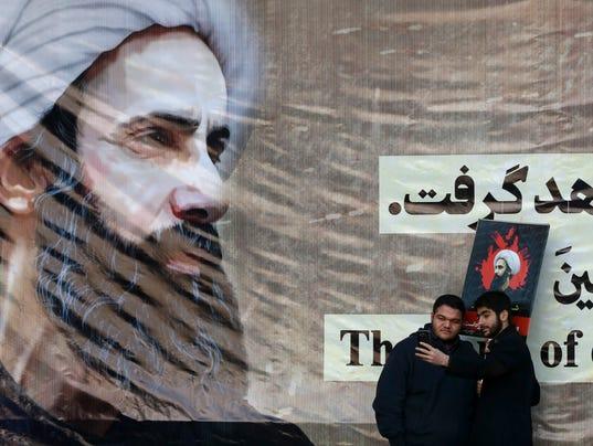 AP MIDEAST SAUDI ARABIA IRAN I IRN