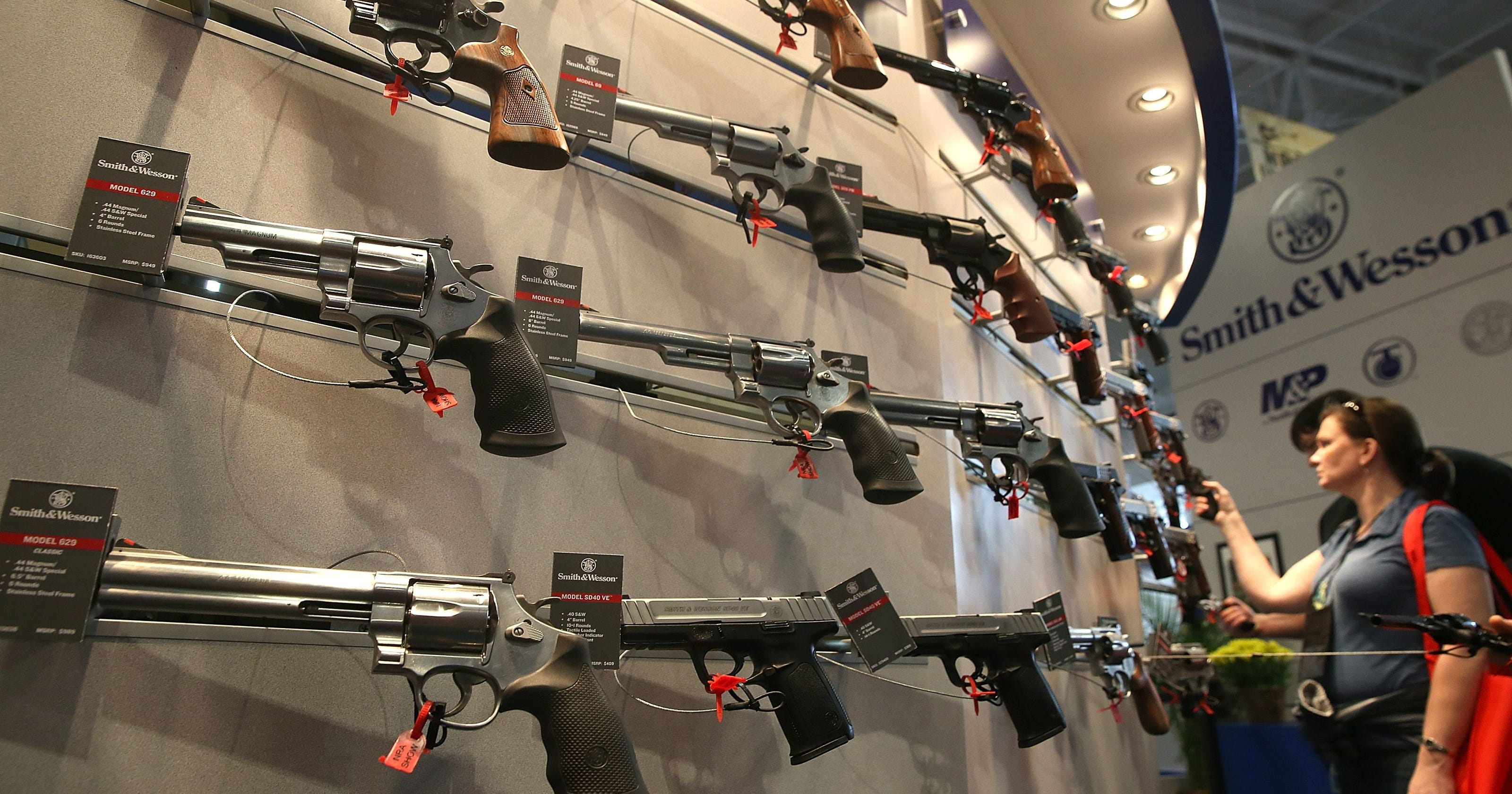 Las Vegas Shooting Gun Stock Prices Are On The Rise