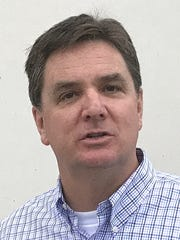 David Coxey, general manager of the Bella Vista Water