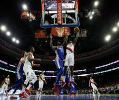 Joel Embiid helps fast-starting 76ers rout Blazers 101-81