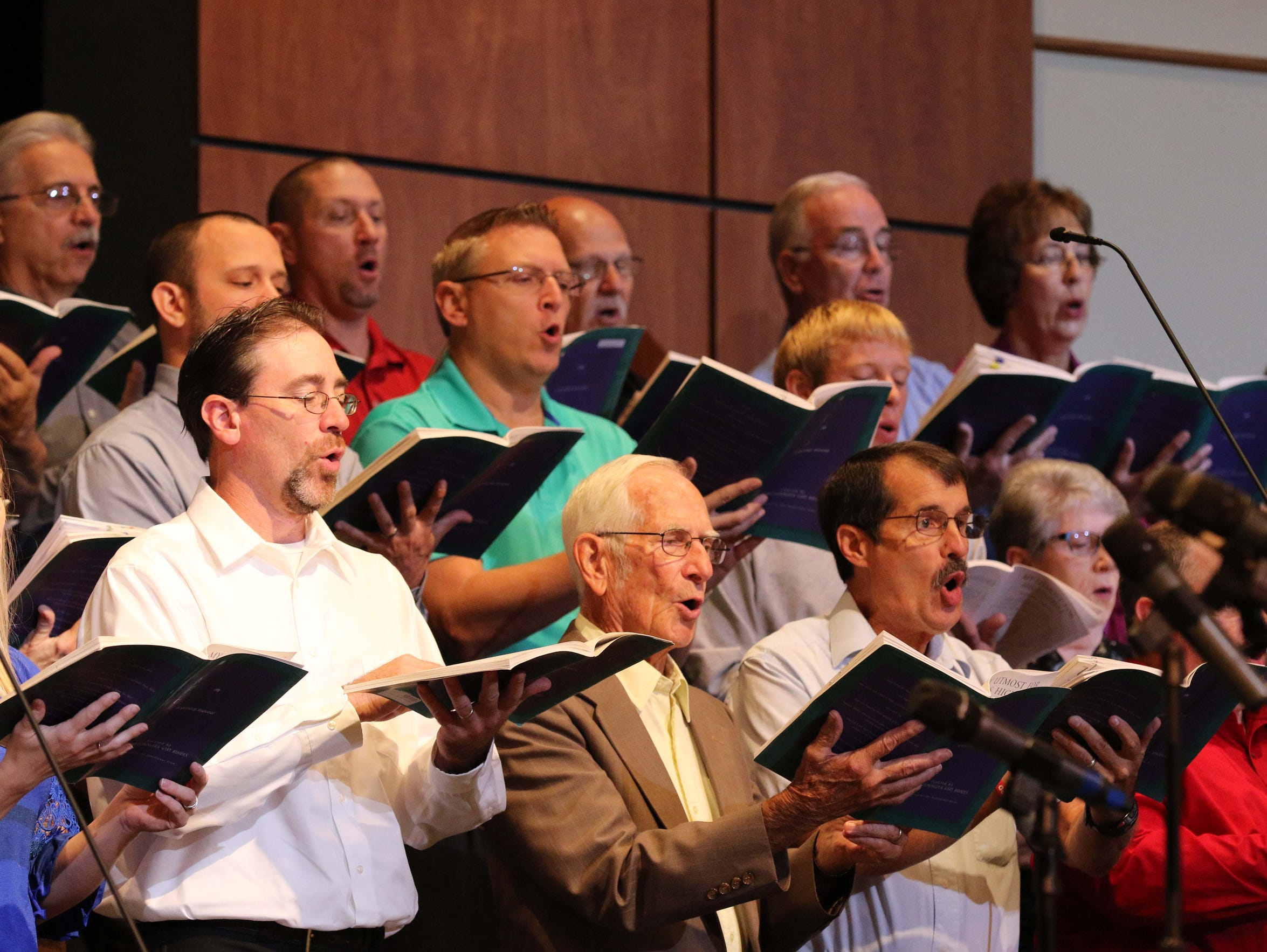 Calvary Baptist in Republic is celebrating its 50th