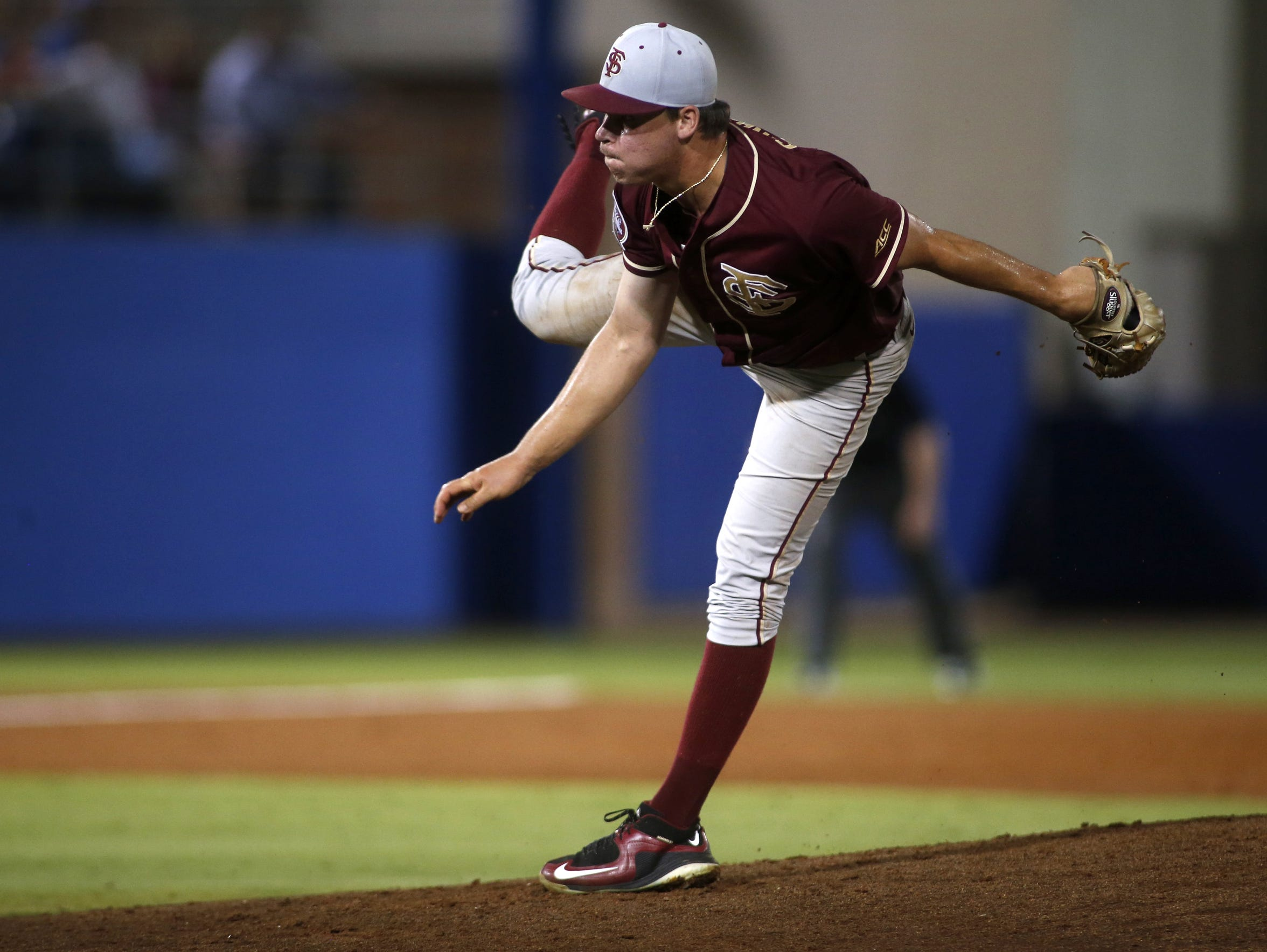 Cole Sands has spent this summer with both the U.S.