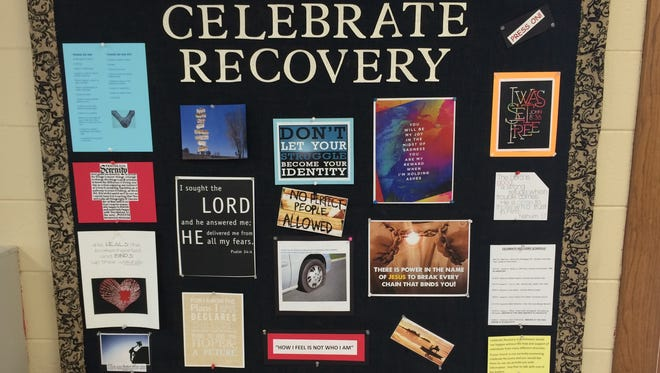 The Salvation Army of Manitowoc's new Celebrate Recovery group meets Monday evenings.