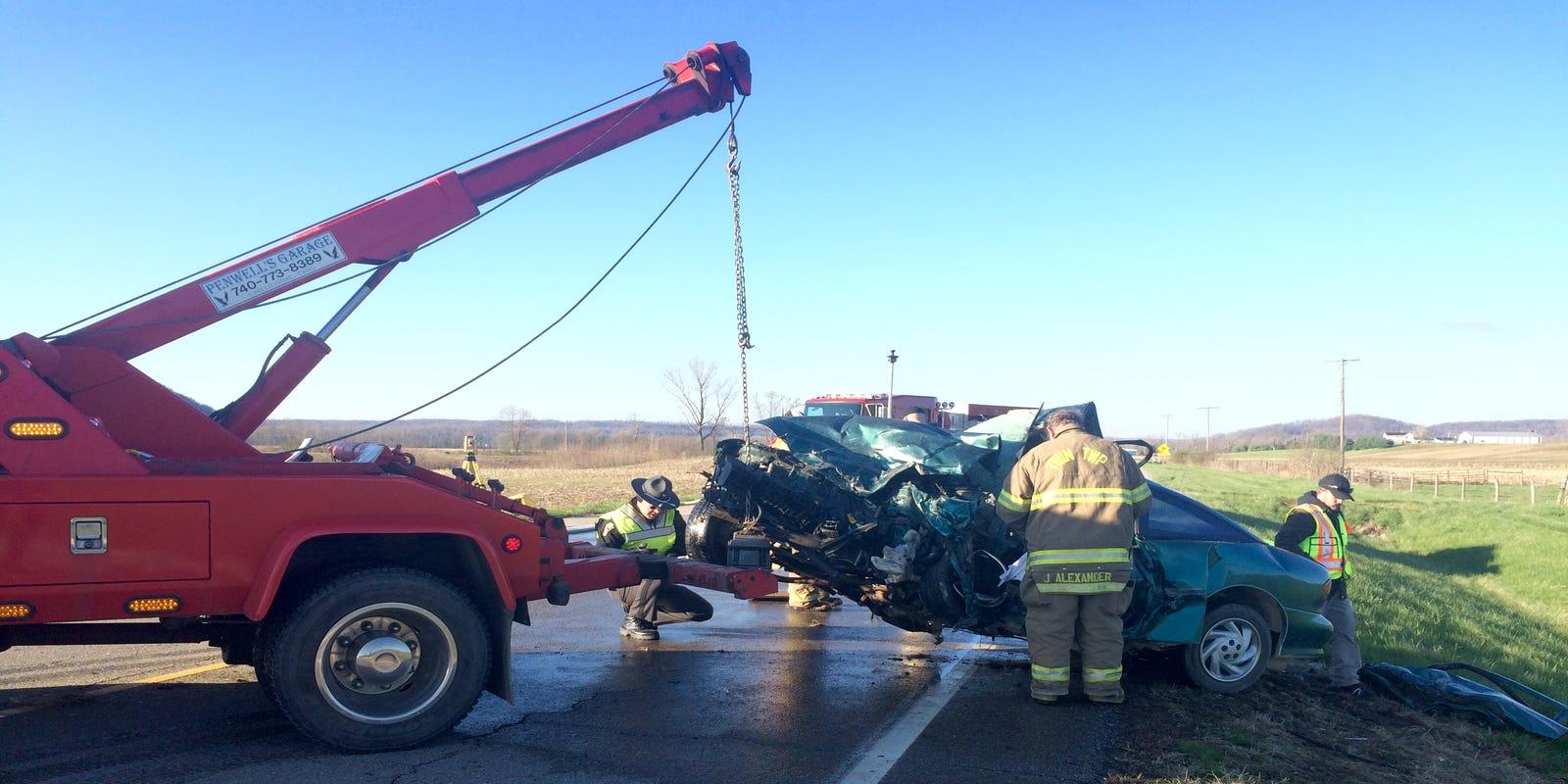 US 50 reopened after fatal crash