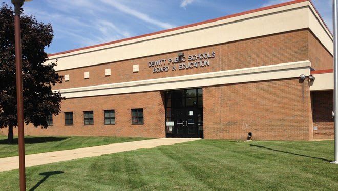 School officials in DeWitt plan to form a committee to draw up a cultural diversity plan.