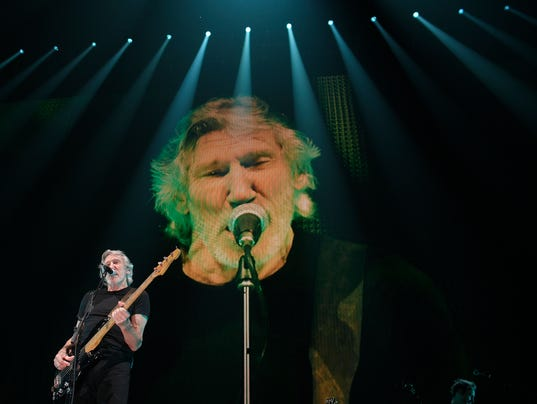 roger waters nashville charlottesville donald trump