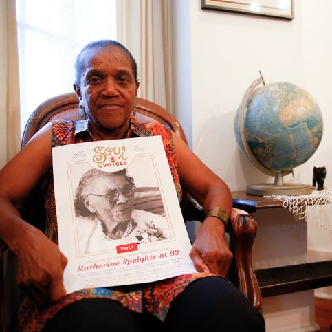 'Soul Voices' speak to us of the past