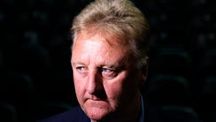 According to a report, Larry Bird will step down as