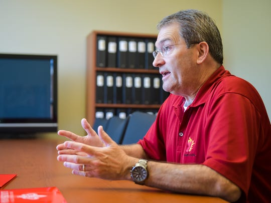 Michael Totaro, associate professor of informatics at the University of Louisiana at Lafayette, talks about the school's new master's program in informatics.