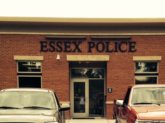 The new Essex Police station
