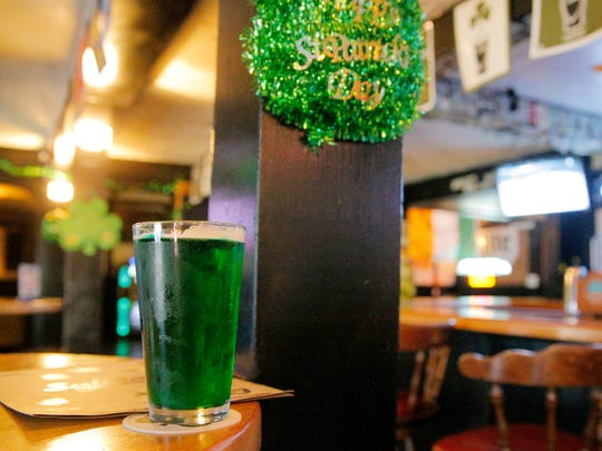 Green beer, Irish food specials and more will be available at the Salinas Sports Tavern on St. Patrick's Day.