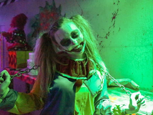7 haunted houses to visit in central Iowa