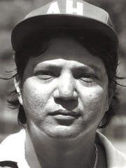 Bert SablanSport: BaseballPhoto archive date 1980s.