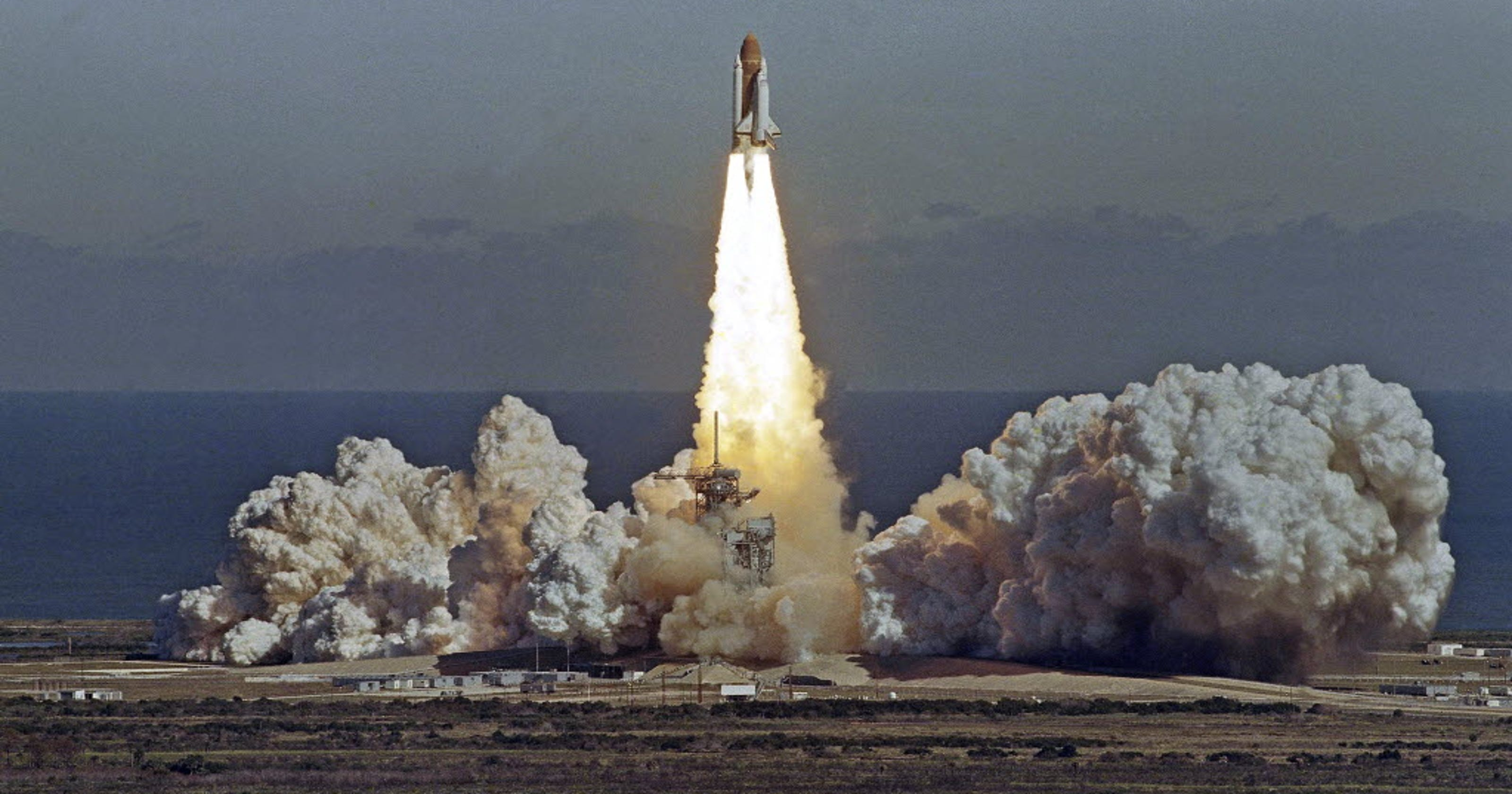 On February 1 2003 the Space Shuttle Columbia disintegrated upon reentering Earths atmosphere killing all seven crew members The disaster was the second fatal
