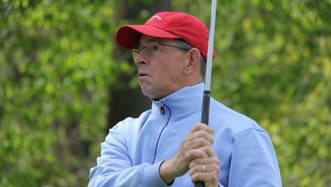 Sleepy Hollow head professional David Young won two matches at the MasterCard Met PGA Match Play Championship on Tuesday at Whippoorwill and next faces his sister-in-law Marjorie Jones in the quarterfinals.