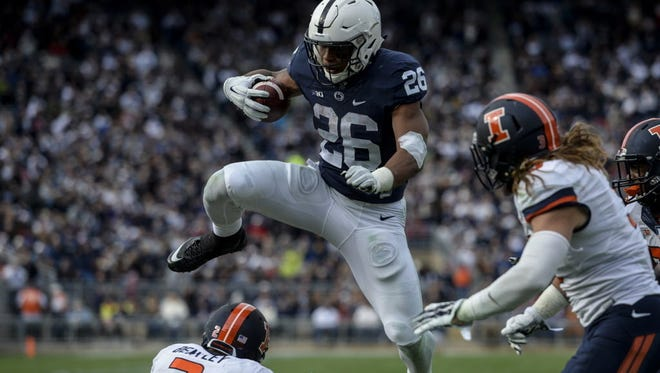 Saquon Barkley's skills are undeniable. But how much more can he do for a full season as a feature performer? Returning kicks may be a part of that.