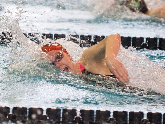 CHL 0303 girls swim finals
