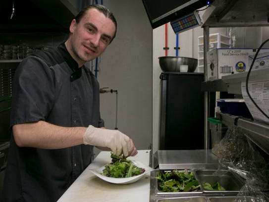 Oleg Scorpan, is a chef and owner of Yvonne's Restaurant