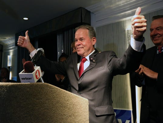 Rockland election night Ed Day