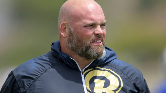 The Rams' Andrew Whitworth