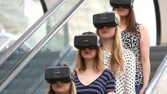 Westfield introduces world first Oculus Rift Virtual