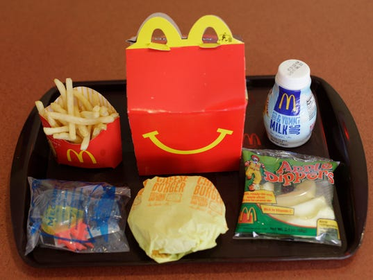 AP KIDS MEAL CRACKDOWN A FILE USA CA