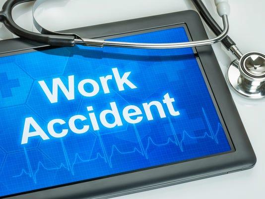 Generic Stock Image - Work Accident