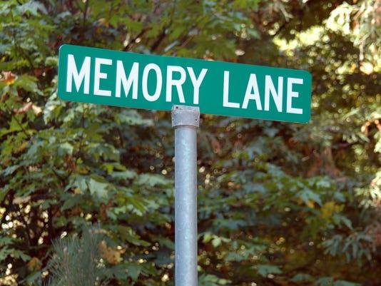 Generic Stock Image - Memory Lane