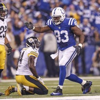 Is Dwayne Allen an underachiever or a player on the verge?