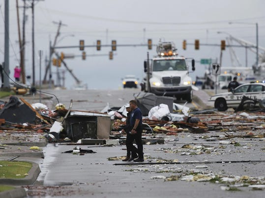 Severe Weather Oklahoma