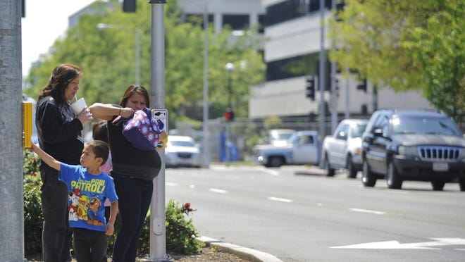 This month, Visalia city officials will host two community workshops to discuss the Traffic Safety Action Plan for central Visalia.