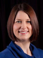 Kelly Friesleben, associate director of transfer relations