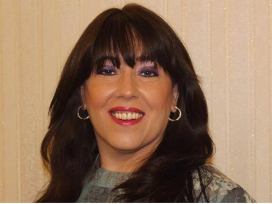 Rivkie Feiner, businesswoman, grew up in Monsey when