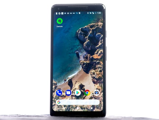 XXX EMBARGOED GOOGLE PIXEL 2 XL PHONE RD2162.JPG A USA NY