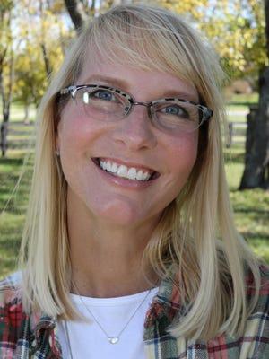 Author Kristin O'Donnell Tubb