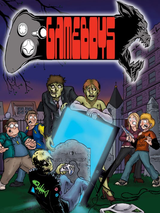 Game Boys cover 2