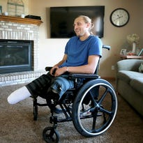 Wisconsin mill explosion victim continues recovery