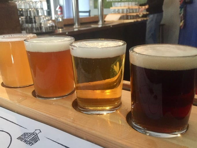 The Great Barn Taproom on the Sister Cities Food and