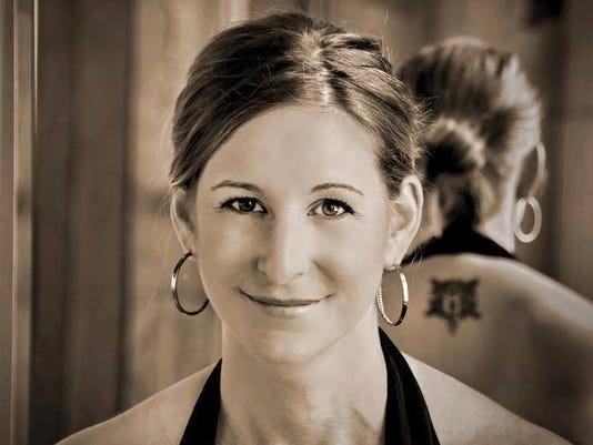 Michelle Phillipich, running columnist for Lansing State Journal